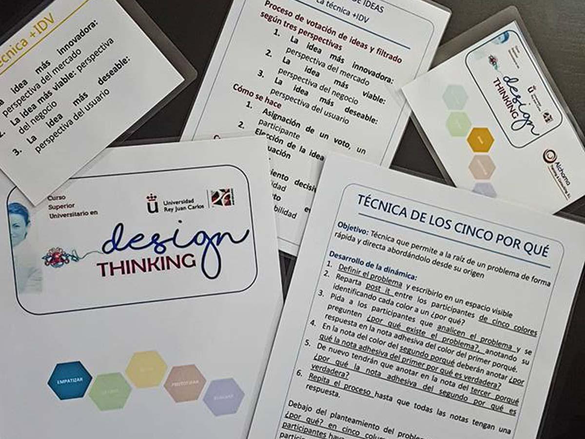 Vídeos y recursos sobre Design Thinking